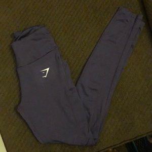 Purple Gymshark Leggings